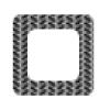 čtvercový profil